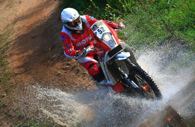 Felipe Ríos - Top #0 Dakar 2013 / Foto. Grupo Firbas