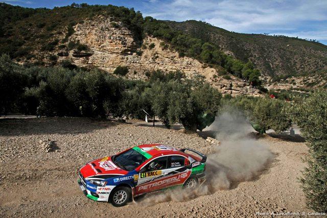 Nicolás fuchs - Rally España / Foto: Prensa Fuchs