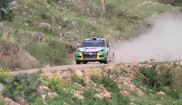 Ronmel Palomino - Campeonato Peruano de Rally / Foto: Prensa Team Wari