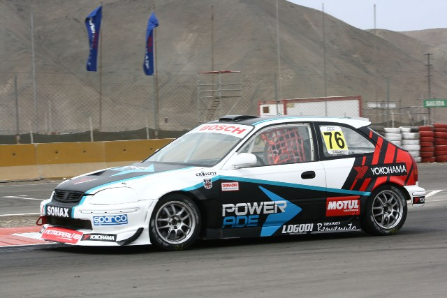 Gianni Galletti - TC Light / Foto: Grupo Firbas