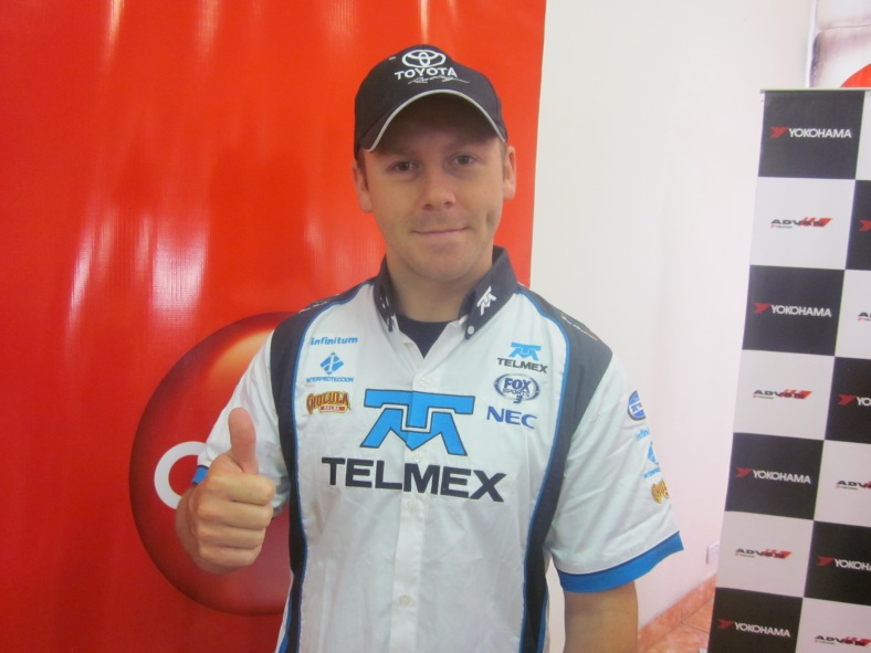 Fernando Name - Piloto mexicano de Rally / Foto: El Autódromo de Mike
