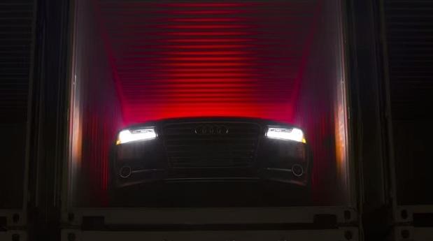 Marcador Audi