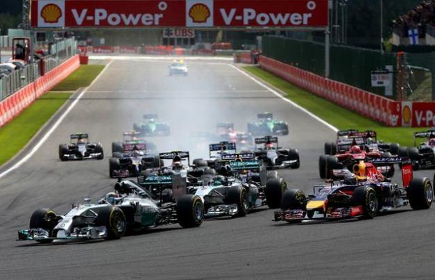 Gran Premio de Bélgica / Foto: Facebook Red Bull Racing