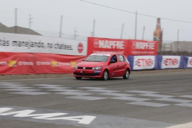 Rodrigo Pflucker - VW Gol R Cup / Foto: Prensa Pflucker
