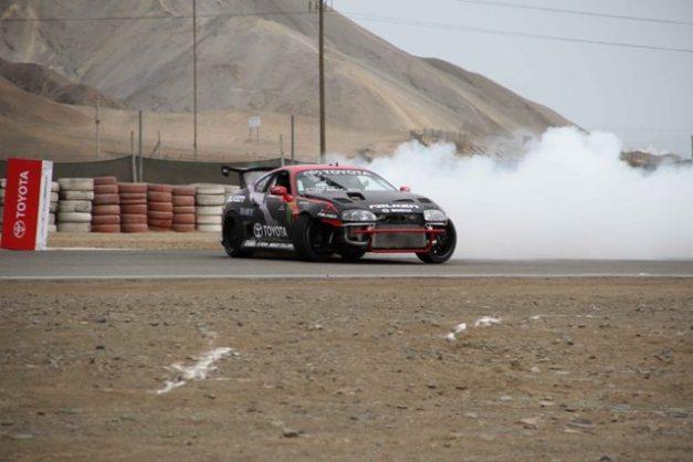 Lucho Mendoza - 5ta fecha Drifting / Foto: ITEA Comunicaciones