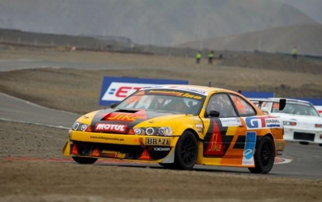 Mike González - TC1600 / Foto: Prensa Mike