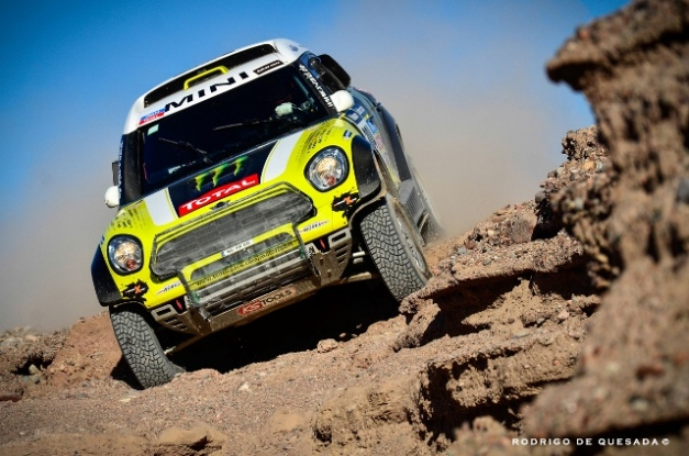 Nani Roma - Autos / Foto: Prensa Dakar Series