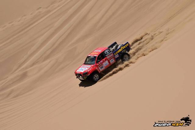 Duro 4x4 - Dakar Series Desafío Inca Etapa 03 / Foto: Facebook Duro 4x4