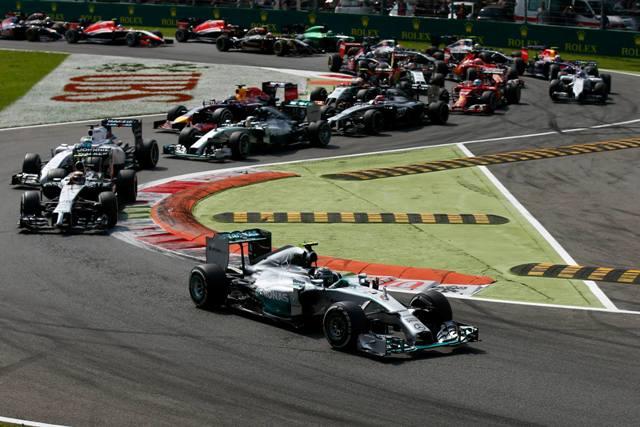GP Italia / Foto: Facebook Mercedes AMG Petronas