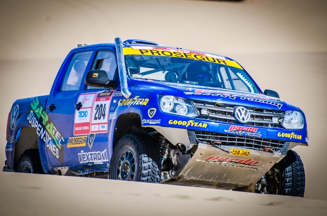 Totio Pardo - Dakar Series / Foto: Prensa Pardo