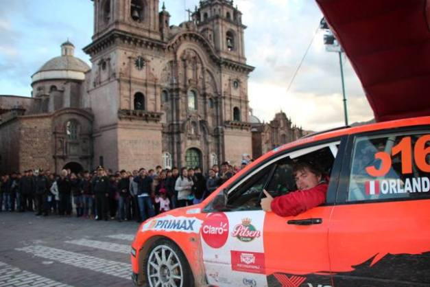 Raúl Orlandini - Caminos del Inca / Foto: Prensa Orlandini