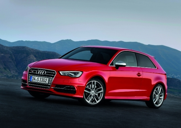 Audi S3 Coupé / Foto: Prensa Audi