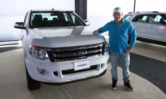 Mario Hart - Presentación Ford Perú / Foto: Grupo Firbas
