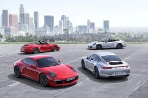 Porsche 911 Carrera GTS & 911 Carrera 4 GTS / Foto: Prensa Porsche