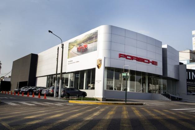 Porsche Center La Molina / Foto: Prensa Porsche