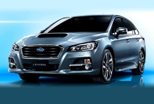 Subaru Levorg / Foto: Prensa Subaru