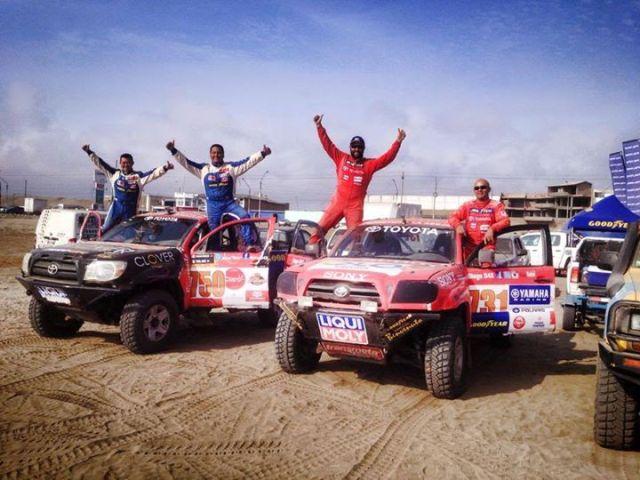 Team Duro 4x4 - Inca Off Road / Foto: Prensa Duro 4x4