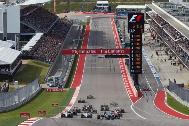 Gran Premio de Estados Unidos / Foto: Mercedes AMG Petronas