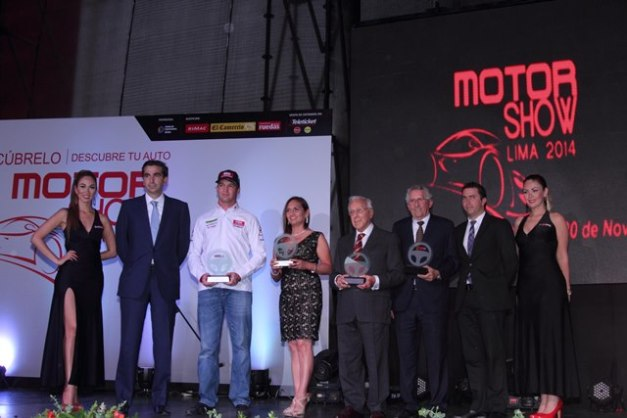 Inauguración Motorshow 2014 / Foto: Prensa Motorshow