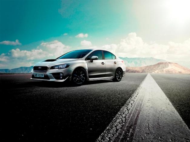 Subaru WRX / Foto: Prensa Subaru