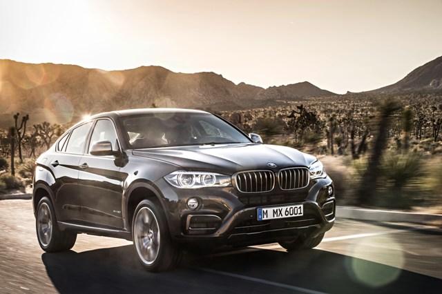 BMW X6 / Foto: Prensa BMW