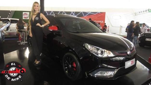 MG5 Turbo - Motorshow 2014 / Foto: El Autódromo de Mike