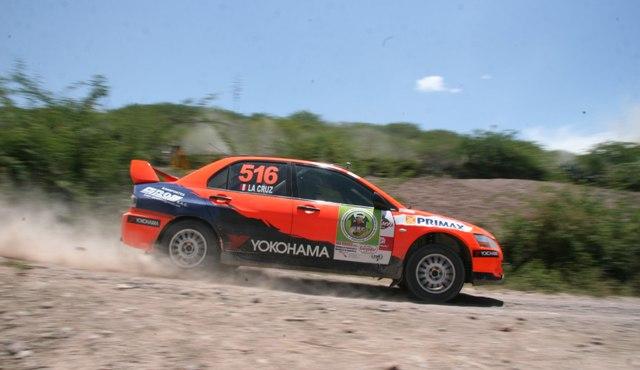Raúl Orlandini - Campeonato Nacional de Rally / Foto: Prensa Orlandini