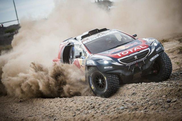 Cyril Despres - Rally Dakar 2015 / Foto cortesia: Red Bull Content Pool