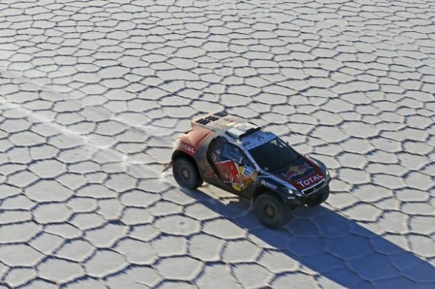Cyril Despres - Rally Dakar 2015 / Foto cortesia: Red Bull Content Pool