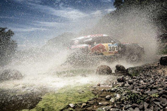 Nasser Al-Attiyah - Dakar 2015 / Foto cortesia: Red Bull Content Pool