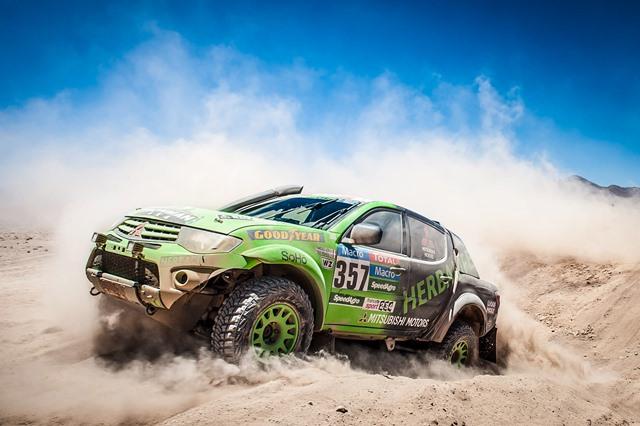 Alta Ruta 4x4 - Rally Dakar 2015 / Foto: Agencia Paco Photo