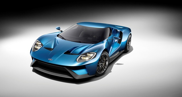 All New Ford GT / Foto: Prensa Ford