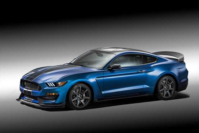 Shelby GT350R Mustang / Foto: Prensa Ford