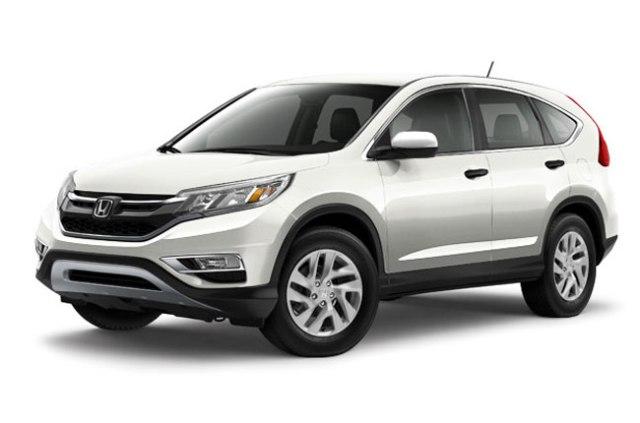Honda CRV 2015  / Foto: Prensa Honda