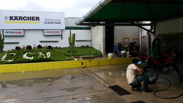 KARCHER Clean Park - Moyobamba / Foto: Prensa Karcher