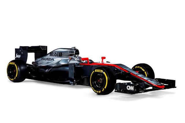 McLaren Honda MP4-30 - Mc Laren Honda / Foto: Prensa Honda