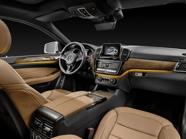 Mercedes-Benz GLE Coupé 2014 / Foto: Prensa Mercedes-Benz