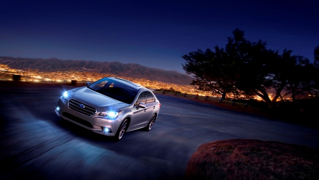 Subaru All New Legacy / Foto: Prensa Subaru