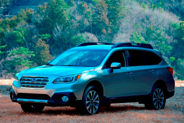 Subaru New Outback  / Foto: Prensa Honda