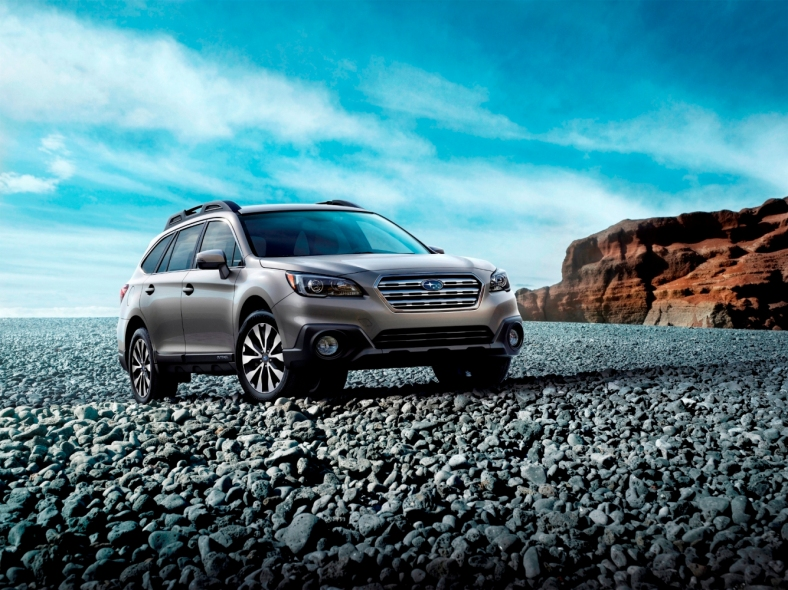 Subaru New Outback  / Foto: Prensa Subaru