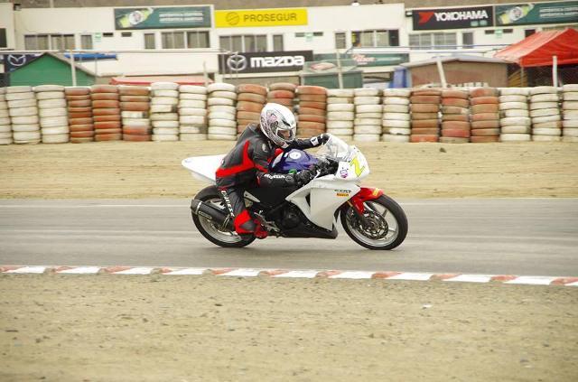 Aida Martinez - Honda Racing / Foto: Facebook Aida Martinez