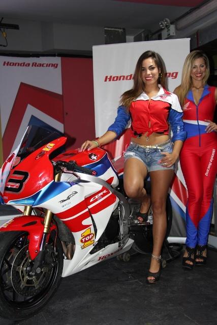 Honda Racing team / Foto: Prensa Honda Racing
