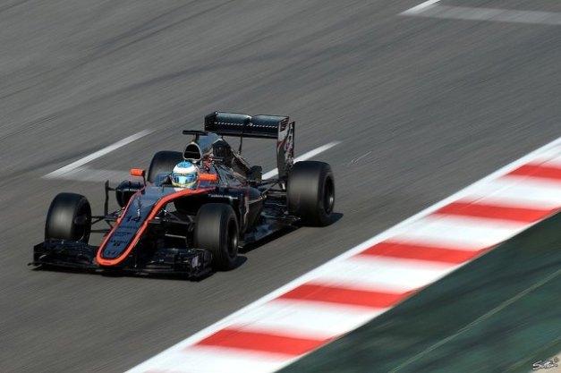 Fernando Alonso - McLaren Honda / Foto: Facebook Fernando Alonso