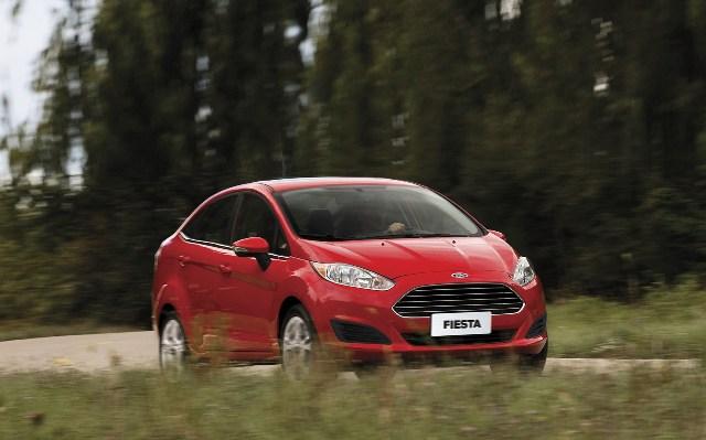 Ford Fiesta / Foto: Prensa Ford