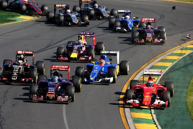 GP Australia / Foto: Facebook Kimi Raikkonen