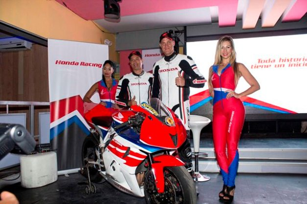 Honda Racing team / Foto: Prensa Honda Racing