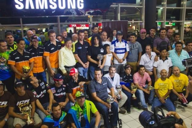 Premiación del Campeonato Inka Off road / Foto: Prensa Inka Off road