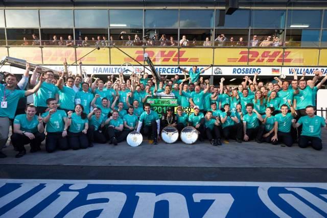 Lewis Hamilton - GP Australia / Foto: Facebook Mercedes AMG Petronas