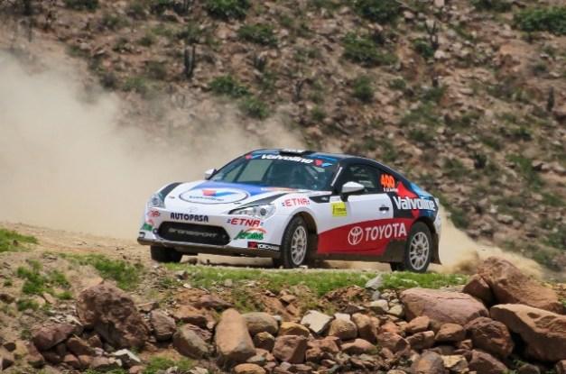 Lucho Alayza - Rally Chilca / Foto: Prensa Alayza