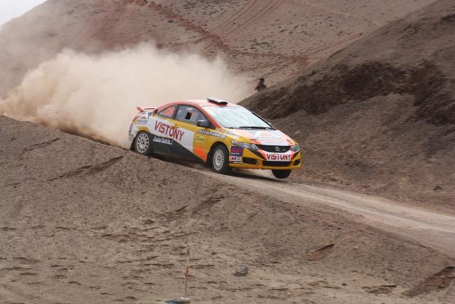 Mario Hart - Rally Asia / Foto: Grupo Firbas